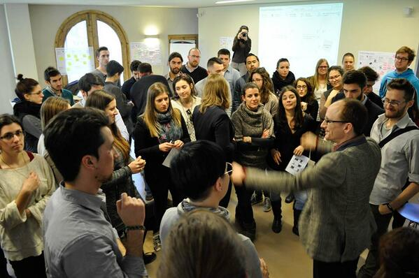 Talent Campus 2014 in Digital Accademia